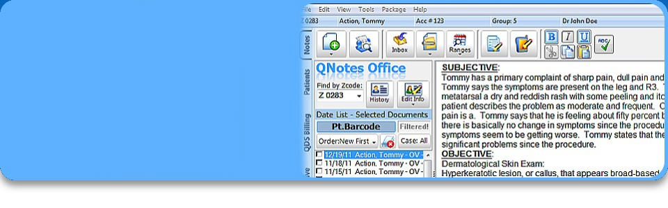 Qnotes Office